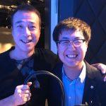 敬愛する山崎拓巳さんの作家20周年パーティ