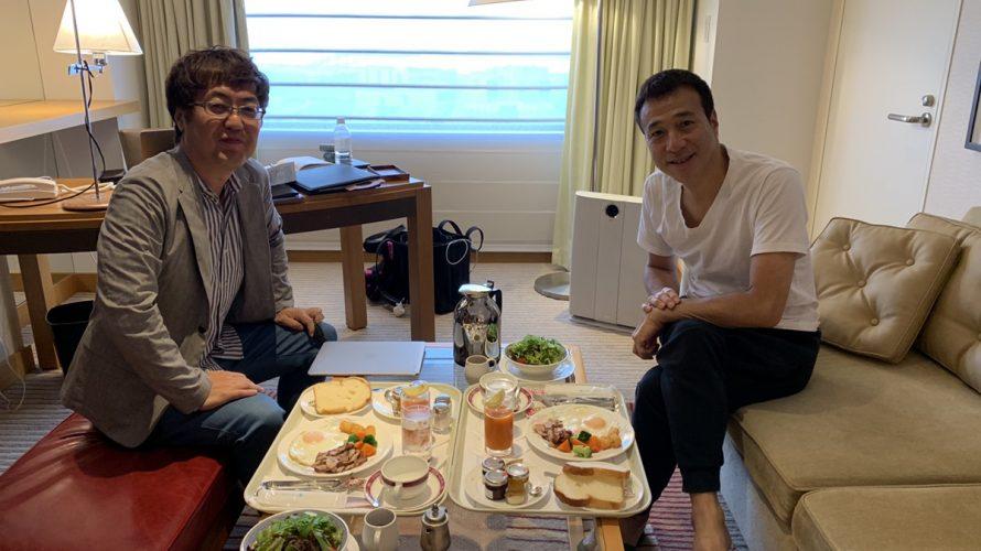 山崎拓巳さんと同じ時同じ国で過ごせることのスゴイ価値